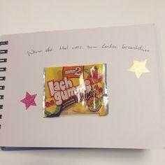Wenn Buch Idee - Lachgummi: wenn du Mal was zum Lachen brauchst