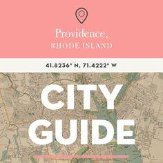 providence, rhode island: a city guide