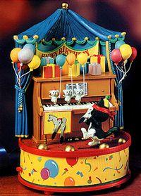 Happy Birthday Celebration Musical