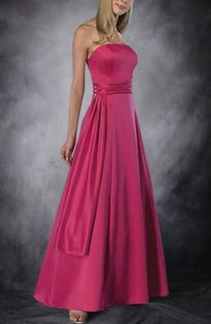 With an A-line silhouette, the Sashes/ Ribbons Floor-length Reds Strapless Bridesmaid Dresses it's a beautiful piece with sashes and ribbons embelishments from the wais to the thigh. Find the dress here: http://www.outerdress.com/sashes-ribbons-floor-length-reds-strapless-bridesmaid-dresses-pd-00288-12.html. It's Style Code: 00288 US$74 #outerdress