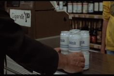 apparently all the generic food/beer from repo man... - | emmasdilemma