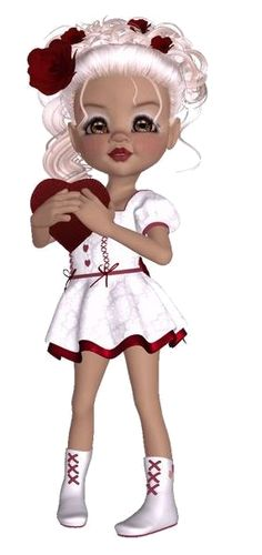 ✿KS✿⊱╮ Fairy Pictures, Cute Pictures, Little Designs, Paint Shop, Cute Dolls, Big Eyes, Cute Drawings, Cute Kids, Little Ones