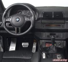 AC Schnitzer Black Carbon Steering Wheel Insert BMW E53 X5 00-03 ...