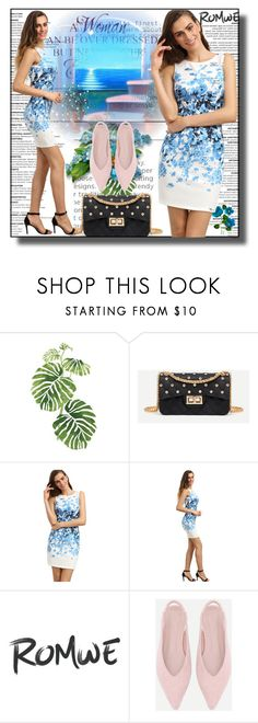 """""""//Romwe(summer style)set 7.//"""" by fahirade ❤ liked on Polyvore featuring Rainforest, Grace and vintage"""
