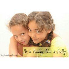 Be a Buddy, Not a Bully. ************************************************ http://LavenderLaneSeries.com #bully #bullybooks #OvercomeBullying #StopBully #SweetOldSadie #childrenbullybooks #funchildrenbooks #JoyceMiller #ChildrenBooksAuthor #LavenderLaneSeries #InvisibleJim #rhymingpicturebooks #recommendedchildrenbooks #goodbooksforchildren #goodthoughts #gooddeeds #StoriesAboutBullying #AntiBullyBooks #BullyingPrevention #antibullying