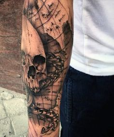 Oli Sykes Blackout Tattoo