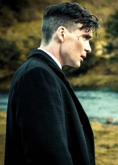 Peaky Blinders Haircut The Peaky Blinder's haircut is seething onto the men's hair scene. As the star of the hit Peaky Blinders TV show, huge numbers of you have surely. Peaky Blinders Tommy Shelby, Peaky Blinders Thomas, Cillian Murphy Peaky Blinders, Peaky Blinders Series, Peaky Blinders Quotes, Cillian Murphy Haircut, Thomas Shelby Haircut, Peaky Blinder Haircut, Peaky Blinders Wallpaper