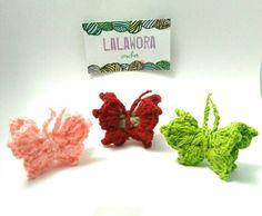 3D Butterfly Crochet