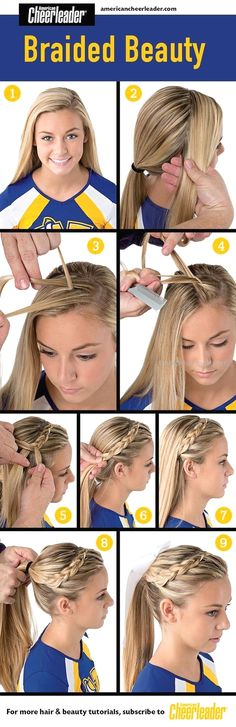 Quick and Easy Hairstyles for School… Quick and Easy Hairstyles for School http://www.fashionhaircuts.party/2017/05/23/quick-and-easy-hairstyles-for-school-2/