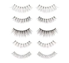 Makeup Revolution 5 Pack Mixed Wispy Lashes - Nepwimpers - Make-Up Musthaves Wispy Lashes, Makeup Revolution, Wedding Makeup, Drawing, Make Up, Artwork, Videos, Sentences, Business
