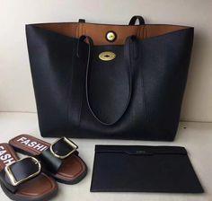 5dd7f9dcb02 Summer 2017 Mulberry Bayswater Tote Black Small Classic Grain Handbags Uk,  Designer Handbags, Mulberry