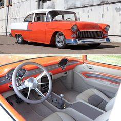 1955 Chevy, 1955 Chevrolet, Hot Rod Movie, My Dream Car, Dream Cars, American Graffiti, Metal Working, Hot Rods, Bel Air