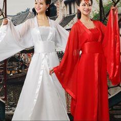 Livraison gratuite nouvelle chinois Cosplay femmes traditionnelles robe de danse…