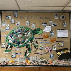17 Quick And Easy Earth Day Activities For Kids – Growing Healthy Kids Class Displays, Classroom Displays, Early Years Displays, Primary School Displays, Junk Modelling, Science Display, Chinese New Year Dragon, Theme Nature, Recycled Art Projects
