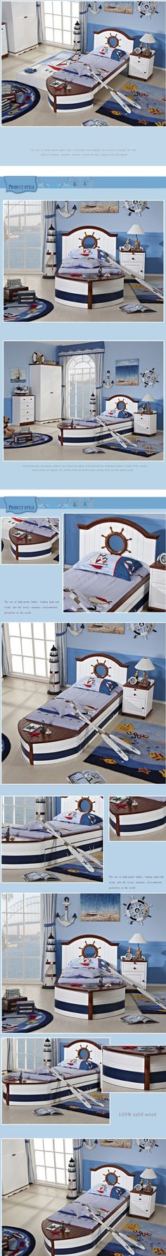 Детская кровать в форме лодке в морском стиле белого цвета купить в интернет-магазине https://lafred.ru/catalog/catalog/detail/43306291624/