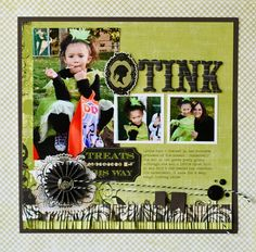 A Project by NancyDamiano from our Scrapbooking Gallery originally submitted 10/23/11 at 10:18 PM