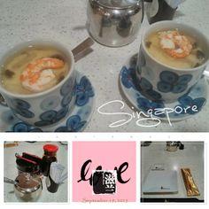 #FD1509 #JapaneseFood   茶碗蒸蛋