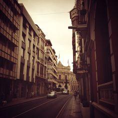 Día gris de verano en Palencia...  www.restaurantecasalucio.com