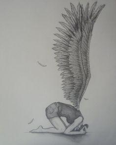 Muchos desearían tener alas para volar y quien las tiene no vuela.;)
