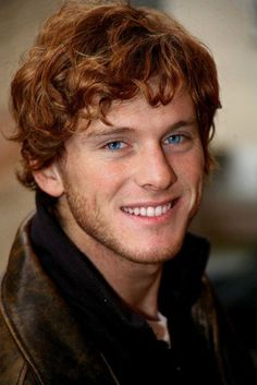 Kind of how I picture Charlie Weasley