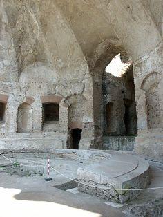 The Serapeum, Tivoli