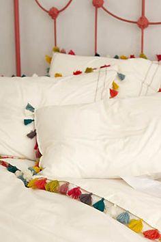 Bedding - Unique & Bohemian Bedding Sets | #Anthropologie #PinToWin