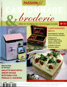Cartonnage & Broderie Issue 11