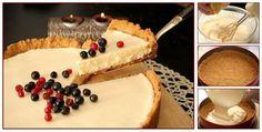Vynikajúca krémová torta s jemnou citrónovou arómou je ako stvorená pre pohodové posedenie pri káve či šálke čaju. Navyše na jej prípravu potrebujete len 5 surovín a vďaka rýchlej príprave ju máte na stole už za pár minút Potrebujeme: 300 g maslových sušienok  80 g masla  3 vaječné žĺtky  40