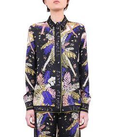 EMILIO PUCCI Pijama silk shirt. #emiliopucci #cloth #shirt