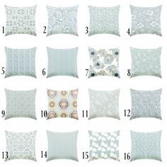 All of my pillow covers are made with an INVISIBLE ZIPPER CLOSURE on the bottom, providing a designer style and professionally made finish. Display either side of your pillow with the same fabric on both sides of the pillow cover.  PRODUCT DESCRIPTION  ***Decorative pillow cover only – pillow insert/cushion not included***  - One decorative pillow cover, your choice of print(s) and size(s).  - Same print on front and back of pillow cover.  - Zipper closure.  - The fabric is a home décor…
