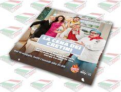"""AdvertPizza on air per Comedy Central  """"La Cena dei Cretini"""""""
