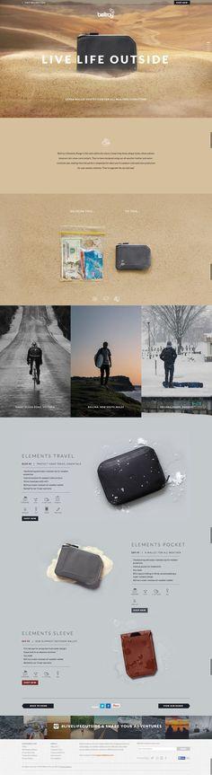 Web Design / Graphics Design / User Interface / User Experience / Minimal / Clean / Design / 2015 / Toronto / matthewdemelo.com