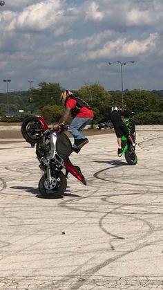 #STUCKINOHIO #wheelie # stuntrider