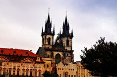 Drei Tage in Prag Barcelona Cathedral, Building, Travel, Europe, Prague, Viajes, Buildings, Destinations, Traveling