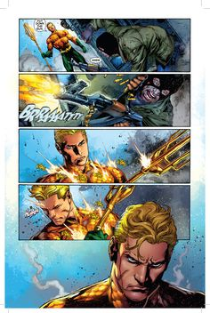 Fashion and Action: DC New 52 Week 4 - Comic Previews - Aquaman, Justice League Dark, All-Star Western, Savage Hawkman, Flash, Superman, and Blackhawks