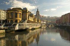 Bilbao - La Ribera market