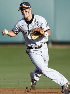 Brian Pruett <3 My new favorite person. Plays baseball and is a follower of Christ