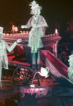 Disney - Haunted Mansion