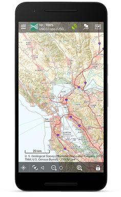 Apklio - Apk for Android: Locus Map Pro Outdoor GPS 3.15.2 Apk