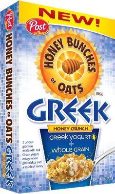 #HoneyBunchesGreek Review. #spon