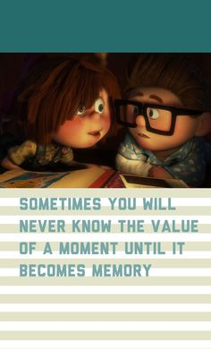 Discover and share Up Movie Quotes. Explore our collection of motivational and famous quotes by authors you know and love. Up Movie Quotes, Pixar Quotes, Favorite Movie Quotes, Disney Movie Quotes, Disney Quotes To Live By, Cartoon Quotes, Great Quotes, Love Quotes, Inspirational Quotes