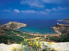 Ghajn Tuffieha Malta by Narayan Gautam on 500px
