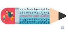 Creioane cu literele alfabetului. Literele de mână Animated Emoticons, Hello Summer, Diy And Crafts, Birthdays, Education, Christmas Ornaments, 8 Martie, Searching, Logo