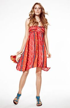 Laundry by Shelli Segal Dress & Accessories Summer Outfits, Summer Dresses, Laundry By Shelli Segal, Babydoll Dress, Nordstrom Dresses, Summer Looks, Skinny, Shop Nordstrom, My Style