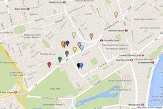 A walk on the Wilde side with a map of Oscar Wilde's London. See http://wildetimes.net/2015/01/24/a-walk-on-the-wilde-side/
