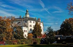 Schloss Ambras Innsbruck, All Pictures, Mansions, House Styles, Fall, Nice Asses, Autumn, Manor Houses, Fall Season