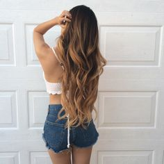 dark brown to light brown balayage - Google Search
