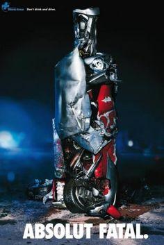 Campagne de la Sécurité Routière anglaise/américaine http://blog.allopneus.com/2013/06/les-campagnes-de-securite-routiere-a-travers-le-monde/