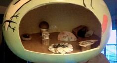 Tribal Gourd Interior