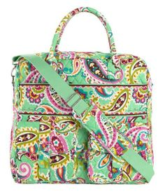 4cbfce31e11 The perfect bag for a weekend getaway this summer. Vera Bradley Grand Cargo  Duffel Bag